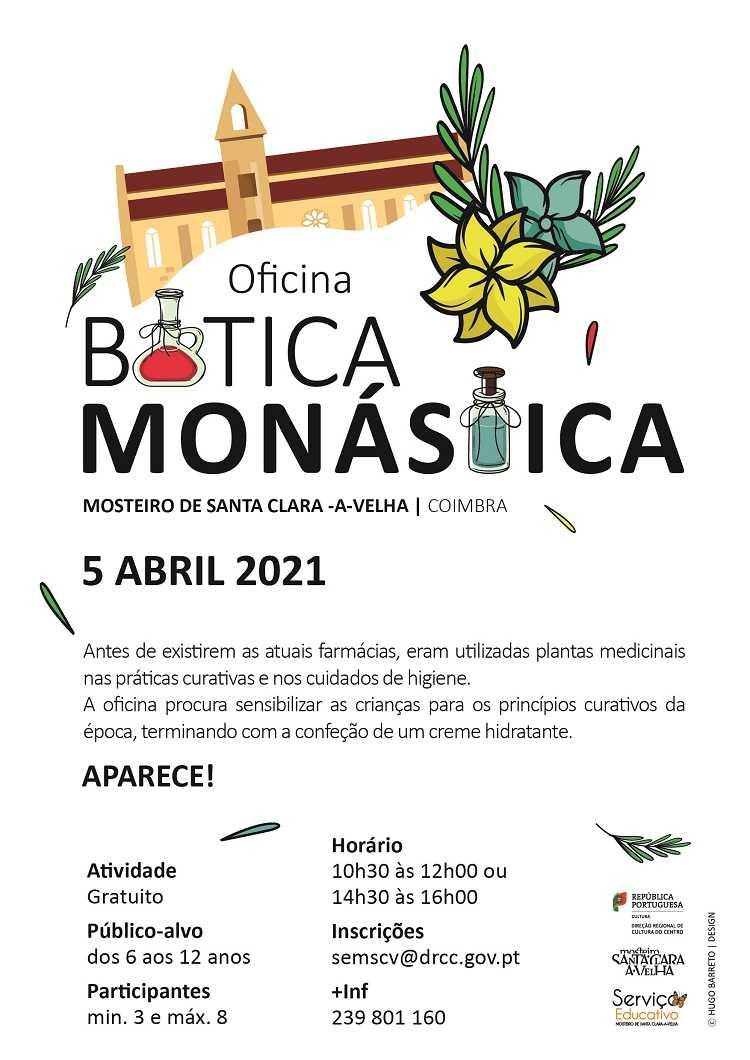 Jornal Campeão: Mosteiro de Santa Clara com oficina sobre cuidados de saúde com plantas medicinais