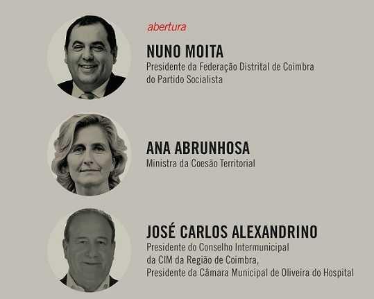 Jornal Campeão: Ana Abrunhosa participa em conferência da Federação de Coimbra do PS