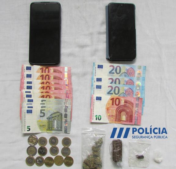 Jornal Campeão: Dois jovens detidos por posse de droga na Figueira da Foz