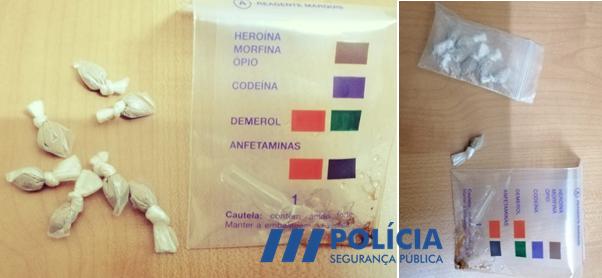 Jornal Campeão: Homem de 53 anos detido por posse de droga na Baixa de Coimbra