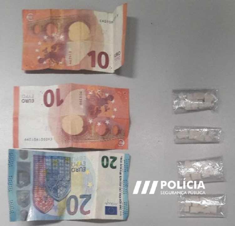 Jornal Campeão: Jovem de 18 anos detido por posse de droga na Baixa de Coimbra
