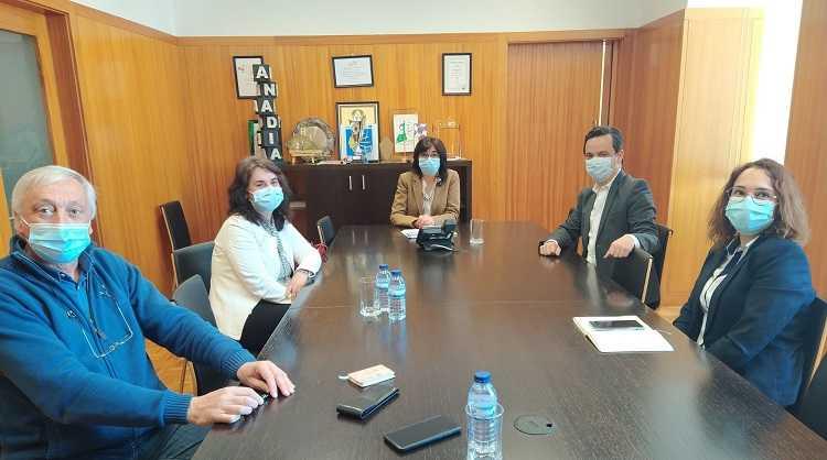 Jornal Campeão: Presidente da Câmara de Anadia discutiu funcionamento de unidades de saúde