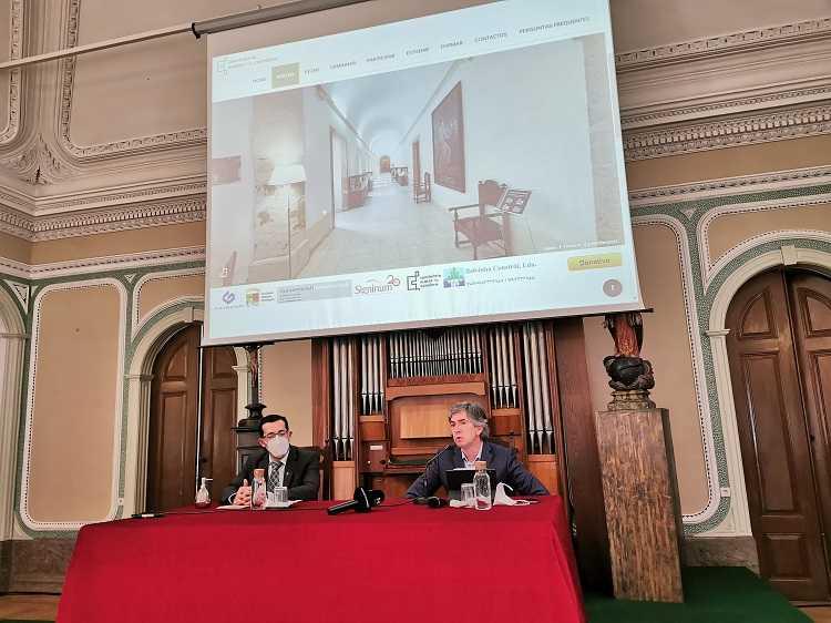 Jornal Campeão: Seminário de Coimbra prepara o futuro com visita virtual em tempo de pandemia
