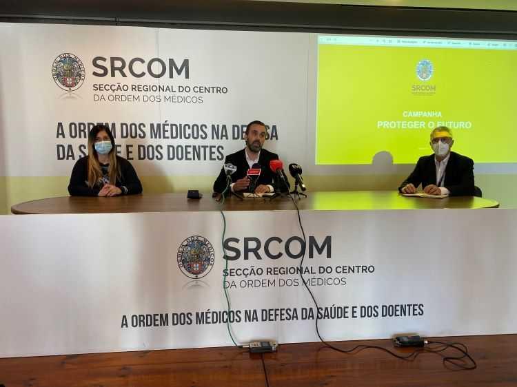 Jornal Campeão: Ordem dos Médicos do Centro lança campanha de sensibilização sobre vacinação