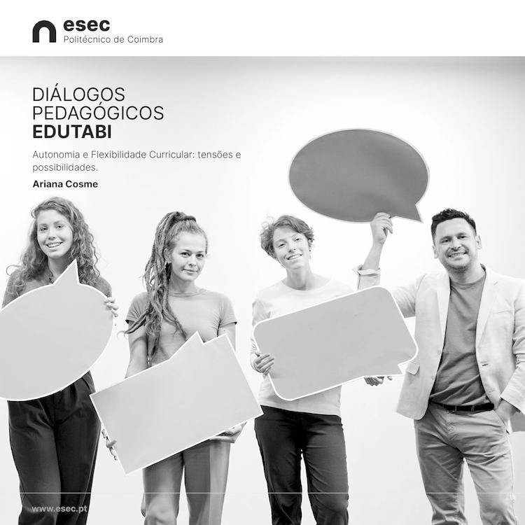 Jornal Campeão: ESEC recebe 3.ª sessão dos Diálogos Pedagógicos EDUTABi