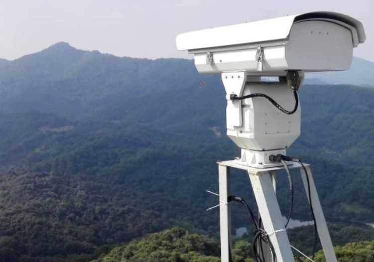 Jornal Campeão: Videovigilância nas florestas de Coimbra começa no Verão