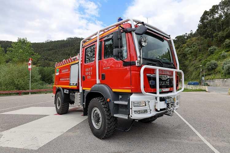 Jornal Campeão: Miranda do Corvo apoia aquisição de veículo para Bombeiros Voluntários