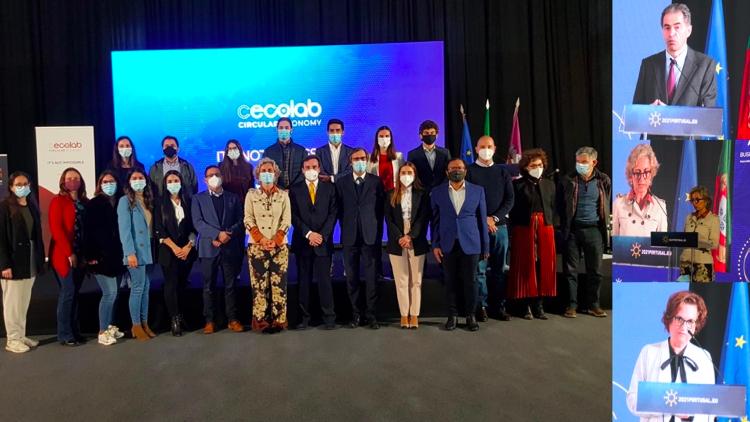 Jornal Campeão: Laboratório de Oliveira do Hospital formaliza cooperação com Brasil e África