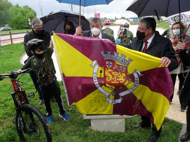 Jornal Campeão: Pista de ciclismo BMX mostra que Coimbra tem pedalada