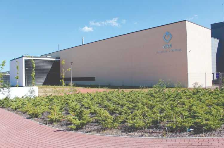 Jornal Campeão: Centro Tecnológico de Coimbra pioneiro na fabricação adictiva de peças em metal duro