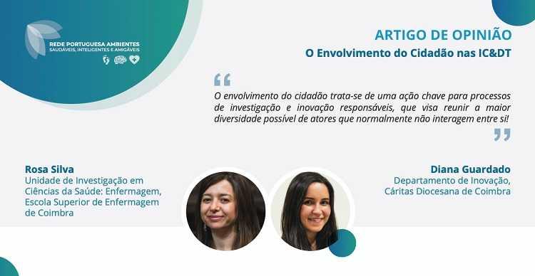 Jornal Campeão: Cáritas de Coimbra e Escola de Enfermagem colaboram na Rede de Ambientes Saudáveis