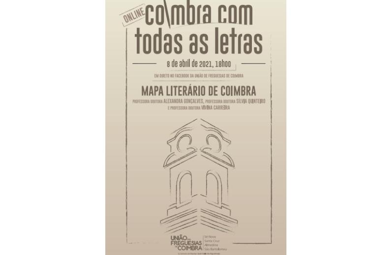 Jornal Campeão: União de Freguesias apresenta webinar dedicado a Coimbra