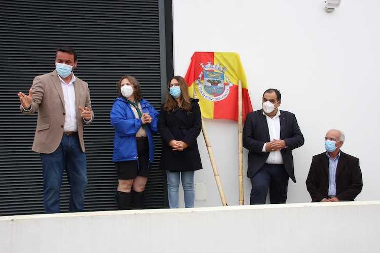 Jornal Campeão: Câmara de Condeixa inaugura obras do Agrupamento de Escuteiros