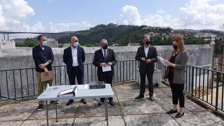 Jornal Campeão: Coimbra: Obra de ampliação do cemitério de Ceira foi consignada