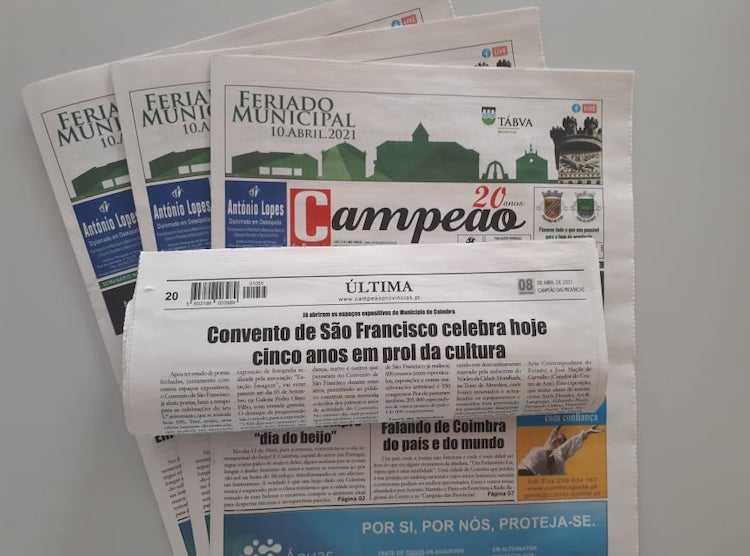 Jornal Campeão: Convento de São Francisco celebra cinco anos em prol da cultura