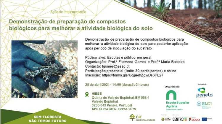 Jornal Campeão: ESAC promove demonstração de compostos biológicos para melhorar actividade