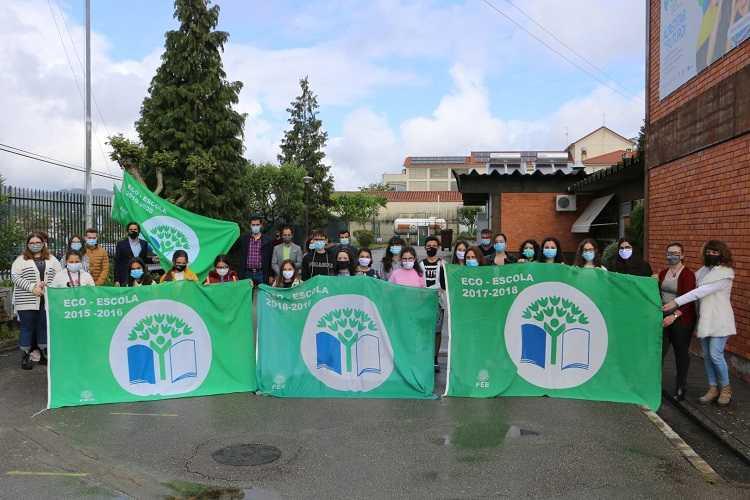 Jornal Campeão: Escolas de Poiares distinguidas como amigas do ambiente