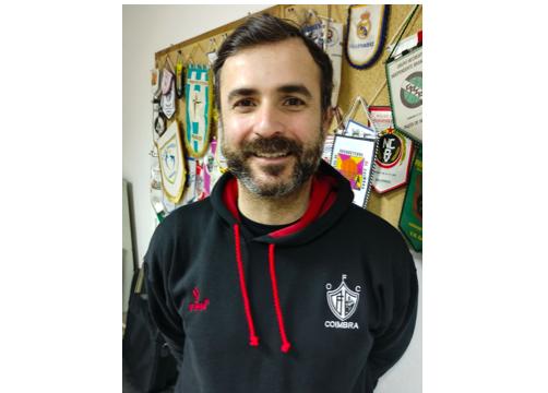 Jornal Campeão: Fernando Brás é o novo treinador do Olivais Futebol Clube
