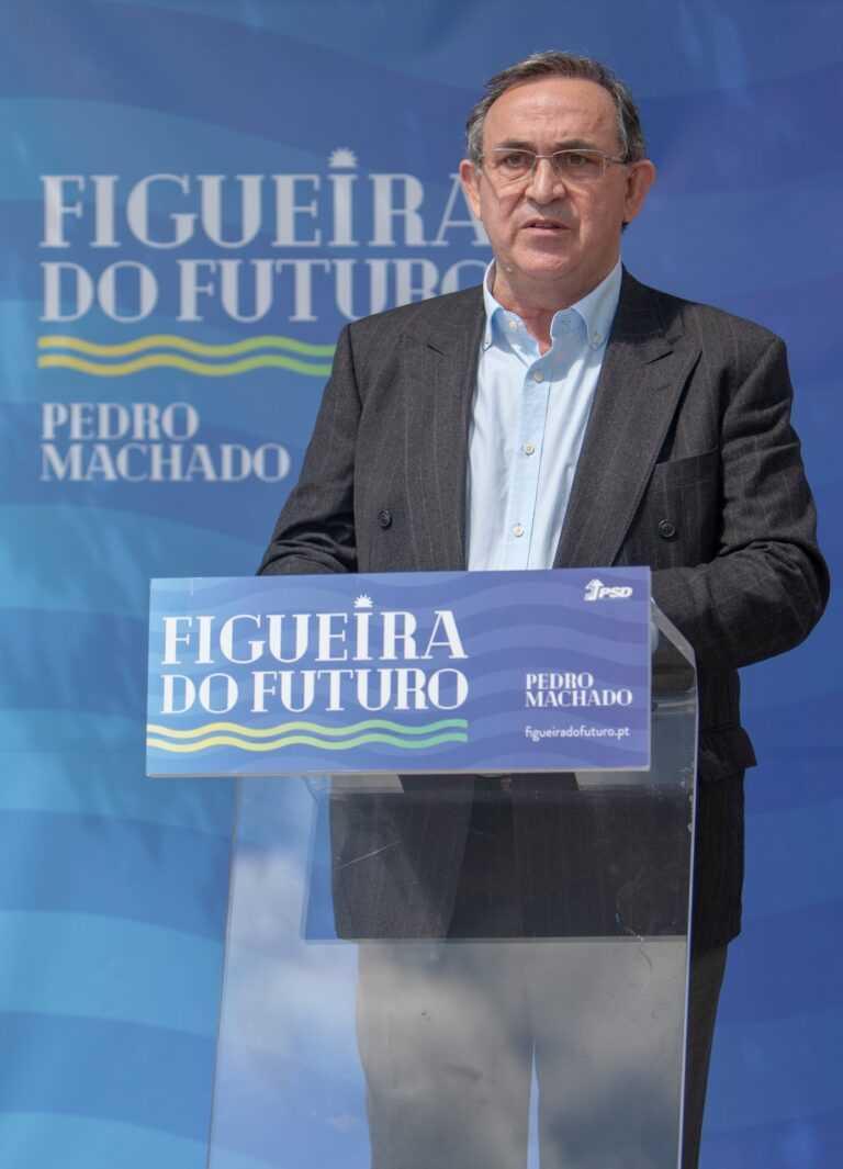 Jornal Campeão: Carlos Moço é candidato à Junta de Freguesia de Buarcos e São Julião pelo PSD