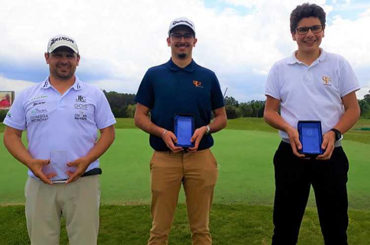 Jornal Campeão: Segunda prova da liga nacional de golfe realizou-se em Cantanhede
