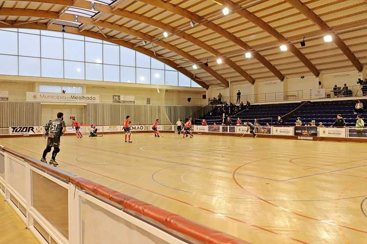 Jornal Campeão: Mealhada: Primeira fase da Liga Europa de Hóquei em Patins vai realizar-se no Luso