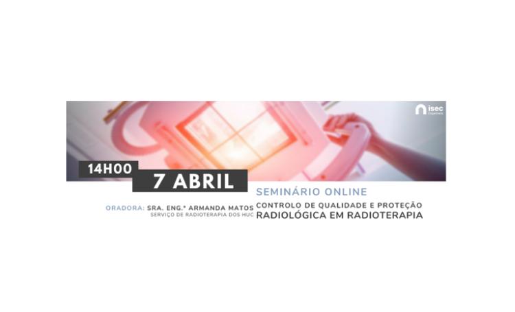 """Jornal Campeão: ISEC dá sessão sobre """"Controlo de Qualidade e Protecção Radiológica em Radioterapia"""""""
