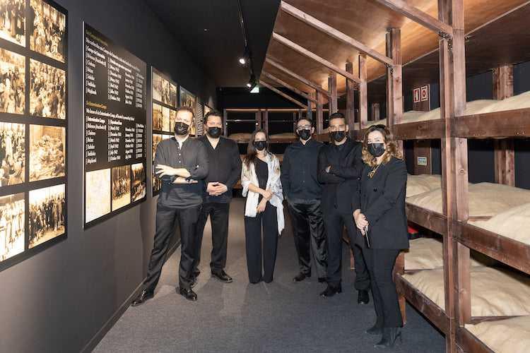 Jornal Campeão: Orquestra Clássica do Centro participou na abertura do Museu do Holocausto no Porto