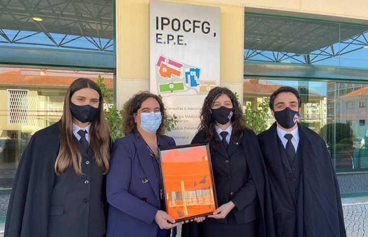 Jornal Campeão: IPO de Coimbra e estudantes da UC divulgam evento desportivo NEG/Run
