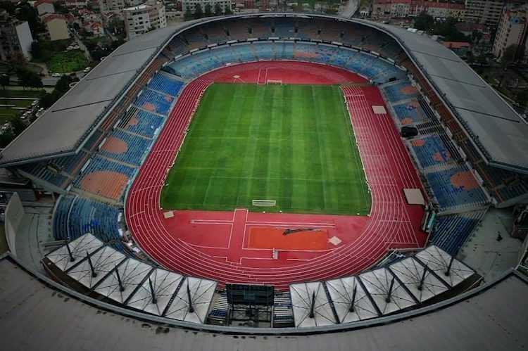 Jornal Campeão: Pista Municipal de Atletismo de Coimbra reabilitada é inaugurada no sábado