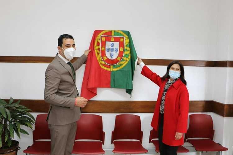 Jornal Campeão: Poiares inaugurou novas instalações dos Serviços Sociais e Educação