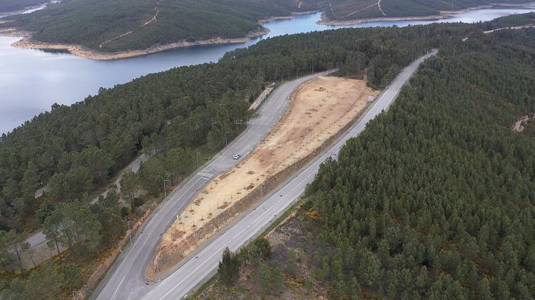 Jornal Campeão: Pampilhosa da Serra: Concluída 1.ª fase do arranjo paisagístico no Casal da Lapa