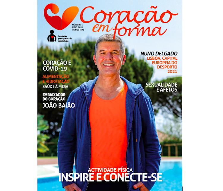 """Jornal Campeão: Fundação Portuguesa de Cardiologia lança revista """"Coração em Forma"""""""
