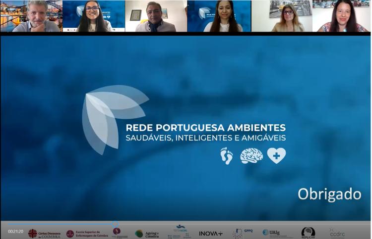 Jornal Campeão: Cáritas de Coimbra e Escola de Enfermagem apresentaram primeiro ciclo de Webinars