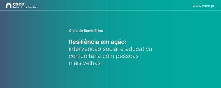 """Jornal Campeão: ESEC proporciona sessão sobre """"Projectos sociais no âmbito da Gerontologia"""""""