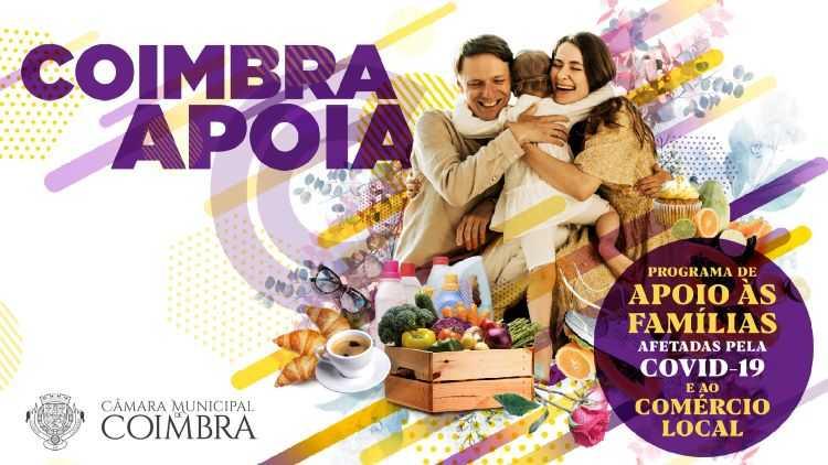 """Jornal Campeão: """"COIMBRA APOIA"""" munícipes afectados pela pandemia e quer dinamizar economia local"""