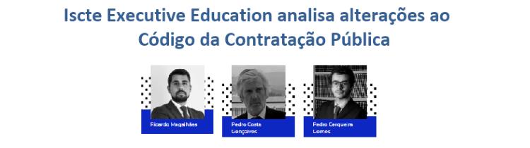 Jornal Campeão: Docente da UC participa em evento sobre alterações ao Código da Contratação Pública
