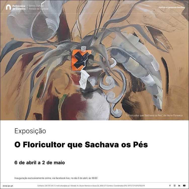 Jornal Campeão: Centro Cultural do Politécnico de Coimbra recebe exposição de Nuno Fonseca