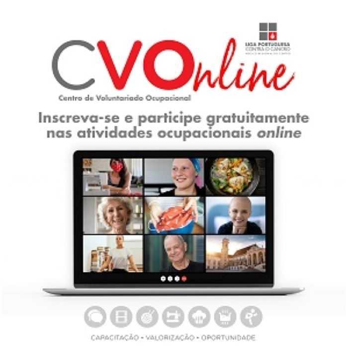 Jornal Campeão: Núcleo Regional do Centro da LPCC disponibiliza resposta ocupacional digital