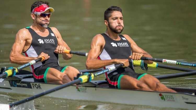 Jornal Campeão: Remadores Pedro Fraga e Afonso Costa estão mais perto dos Jogos Olímpicos
