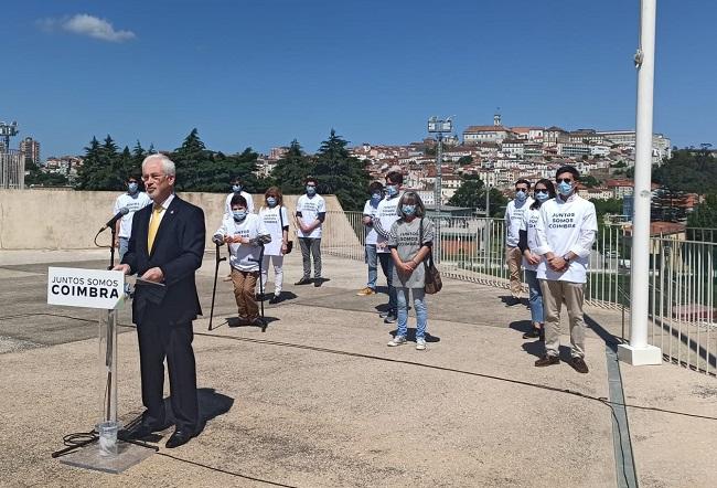 """Jornal Campeão: José Manuel Silva lidera coligação """"Juntos Somos Coimbra"""" com sete partidos"""