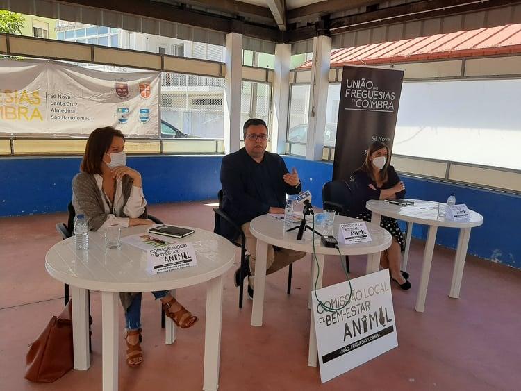 Jornal Campeão: União de Freguesias de Coimbra lança Comissão Local de Bem-Estar Animal