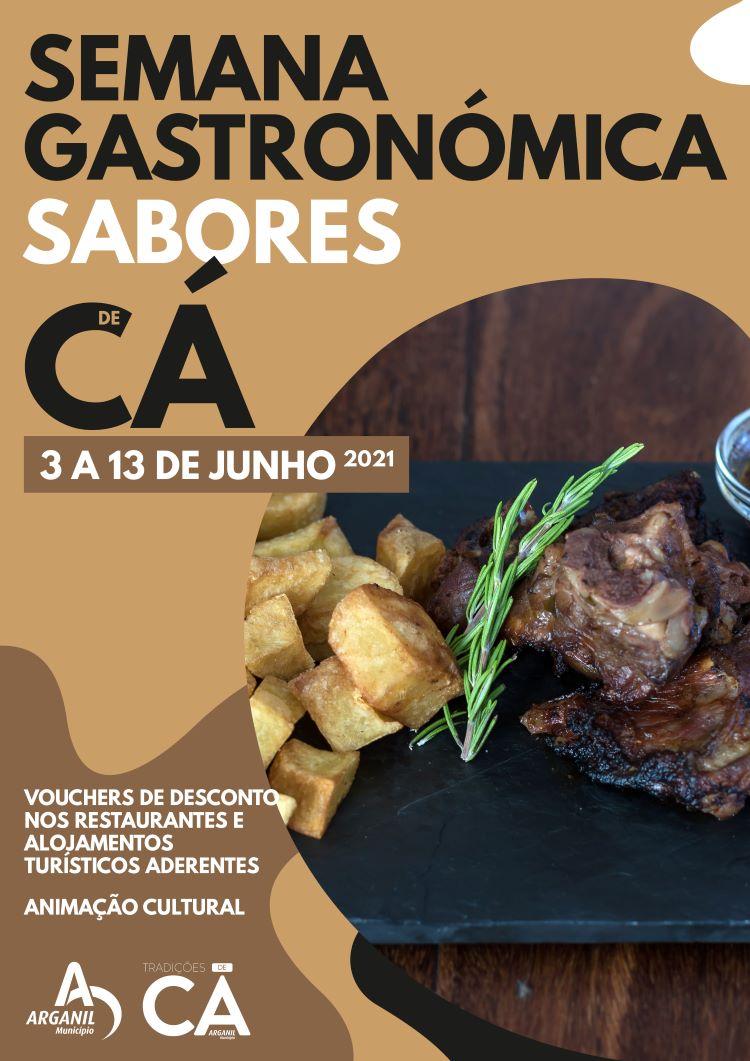 Jornal Campeão: Município de Arganil promove Semana Gastronómica com 'Sabores de CÁ'