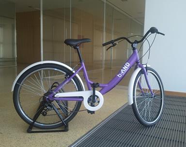 Jornal Campeão: Anadia amplia rede de estações de bicicletas B-AND