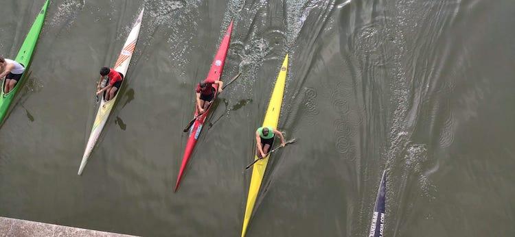 Jornal Campeão: Parque Verde do Mondego acolhe Campeonato Regional de Canoagem de Fundo
