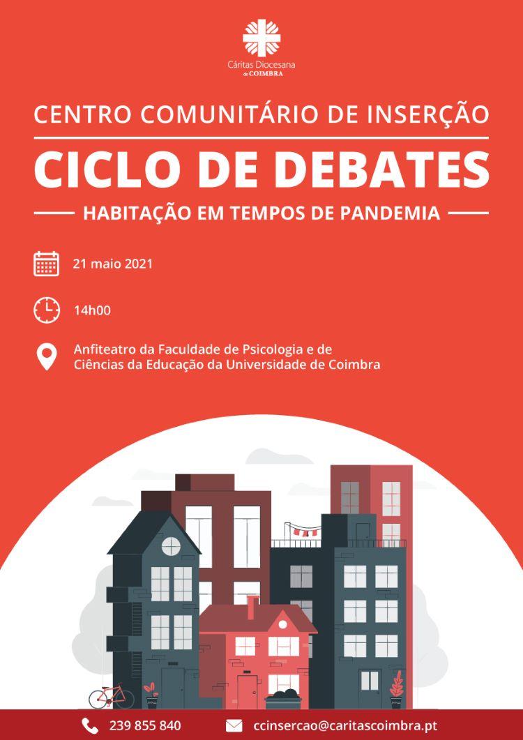 Jornal Campeão: Cáritas de Coimbra promove debates sobre habitação em tempos de pandemia