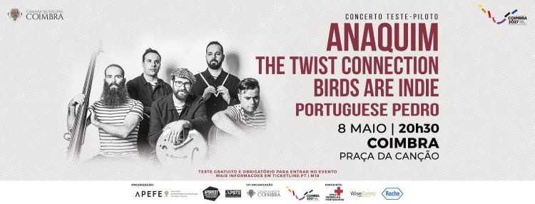 Jornal Campeão: Coimbra organiza primeiro concerto teste-piloto para 1 000 pessoas