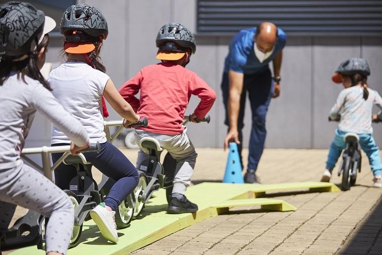 Jornal Campeão: Mealhada incentiva crianças a usarem bicicleta