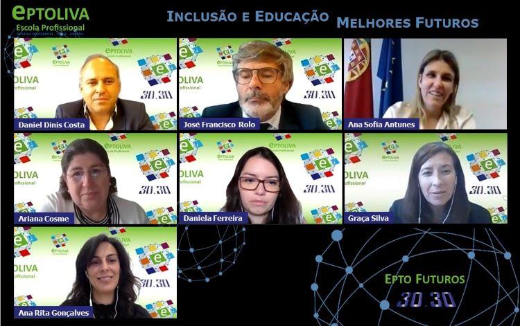 Jornal Campeão: EPTOLIVA organiza ciclo de conferências sobre educação e inclusão