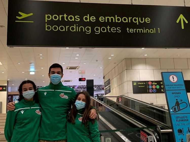 Jornal Campeão: Ginastas da AAC brilham por Portugal no Campeonato da Europa de Trampolins