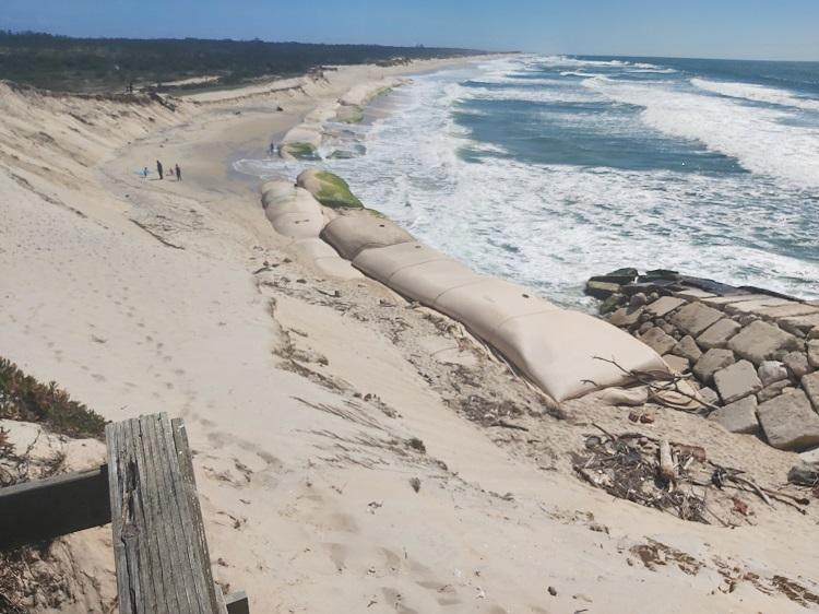 Jornal Campeão: Praias costeiras da região Centro têm capacidade para 150 mil pessoas